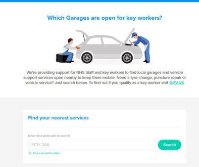 Keyworker-Garages